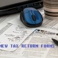 New Income Tax Return Forms Released by CBDT for AY 2017-18