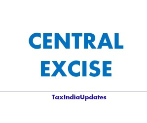 Changes proposed in Central Excise Law by Union Budget 2016-17
