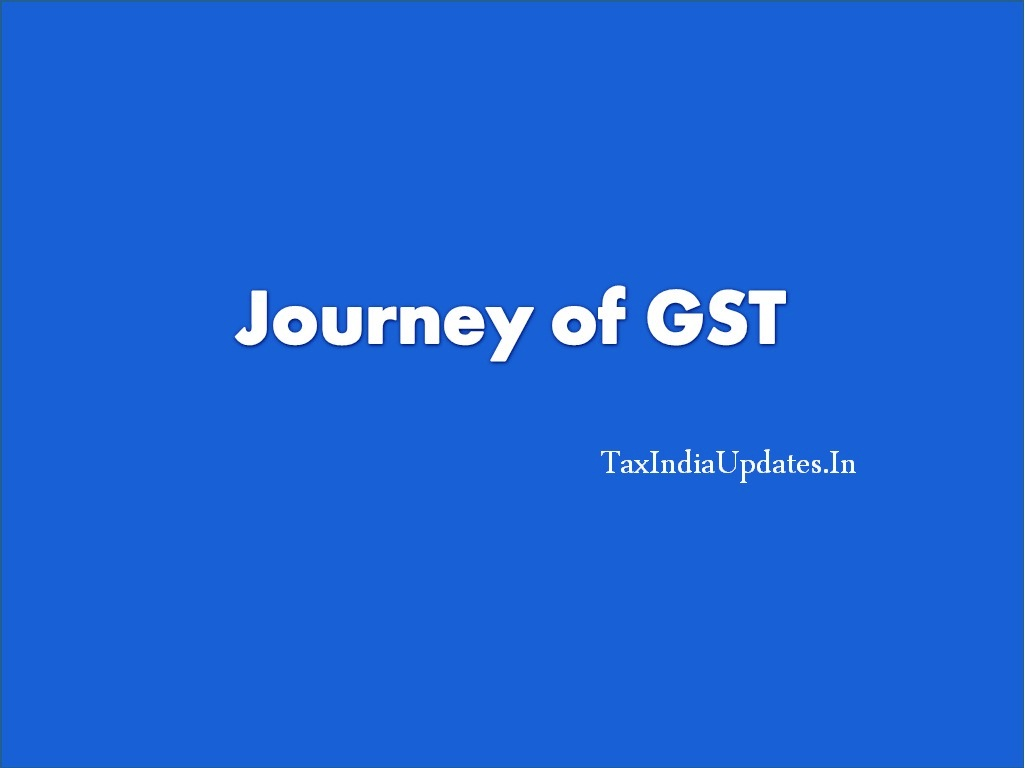 GST in India... Reverse Charge Gst