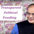 No Limit on Political Donations By Corporate [Finance Bill 2017 Passed in Lok Sabha with amendments]
