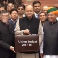 Live: Union Budget 2017-18 speech by Finance Minister Shri Arun Jaitley